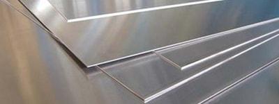 Chapas de Alumínio Laminado