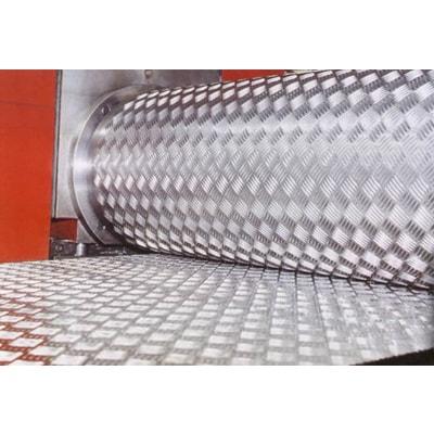 Chapas de Alumínio para Piso