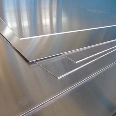 Chapas de alumínio para telhado
