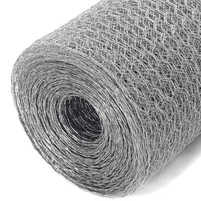 Rolo de tela galvanizada